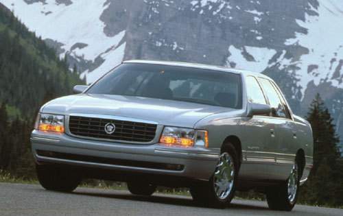 Product picture 1997 Cadillac Deville Owners Manual Instant Download !
