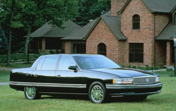 Product picture 1995 Cadillac Deville Owners Manual Instant Download !
