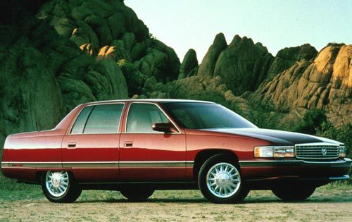 Product picture 1994 Cadillac Deville Owners Manual Instant Download !