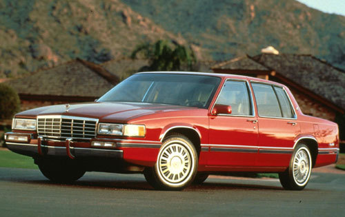 Product picture 1993 Cadillac Deville Owners Manual Instant Download !